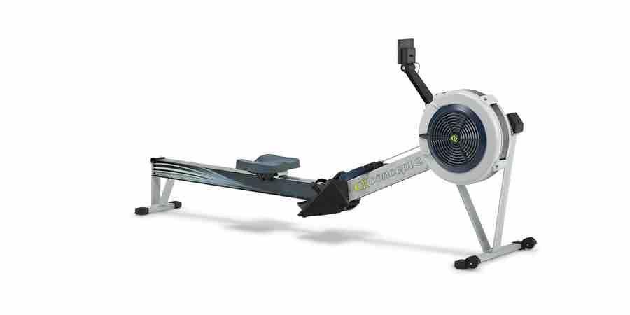 Maquina de remo con resistencia combinada de aire y magnética, remo indoor, remero con pantalla, remoergómetro, maquina de remo plegable domestica