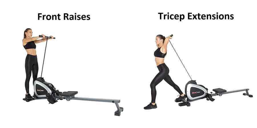Ejercicios con la fitness reality