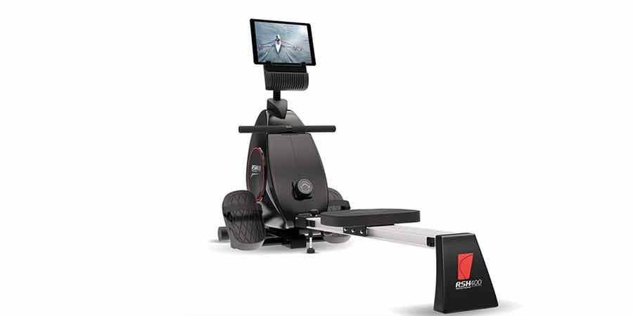 máquina de remo plegable sportstech rsx400