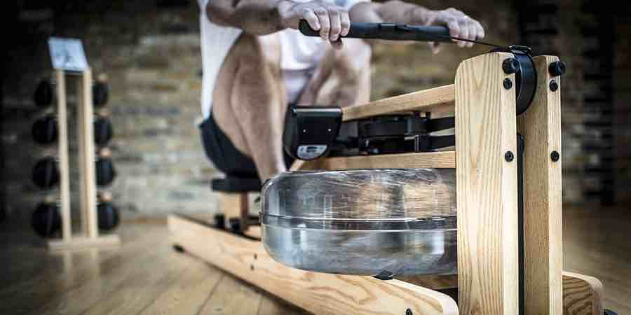 comprar remo de agua waterrower natural